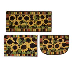Mohawk® Home Sunflower Power Kitchen Rug