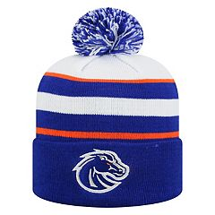 Adult Top of the World Boise State Broncos Skyview Beanie