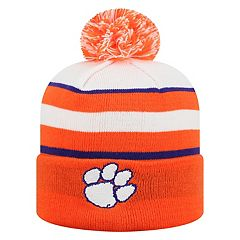 Adult Top of the World Clemson Tigers Skyview Beanie