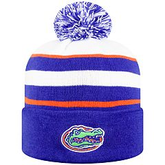 Men's Top of the World Florida Gators Skyview Cuffed Knit Beanie Hat