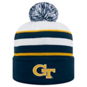 Adult Top of the World Georgia Tech Yellow Jackets Skyview Beanie