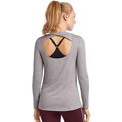 Women's Skechers Essential Twist Open Back Top