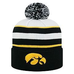 Adult Top of the World Iowa Hawkeyes Skyview Beanie