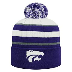 Adult Top of the World Kansas State Wildcats Skyview Beanie