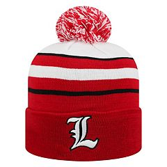 Adult Top of the World Louisville Cardinals Skyview Beanie