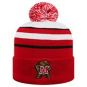 Adult Top of the World Maryland Terrapins Skyview Beanie