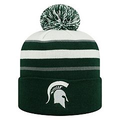Adult Top of the World Michigan State Spartans Skyview Beanie