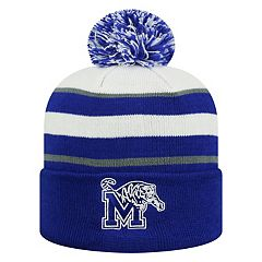 Adult Top of the World Memphis Tigers Skyview Beanie