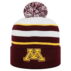 Adult Top of the World Minnesota Golden Gophers Skyview Beanie
