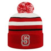 Adult Top of the World North Carolina State Wolfpack Skyview Beanie