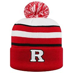 Adult Top of the World Rutgers Scarlet Knights Skyview Beanie