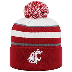 Adult Top of the World Washington State Cougars Skyview Beanie