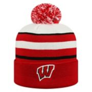 Adult Top of the World Wisconsin Badgers Skyview Beanie