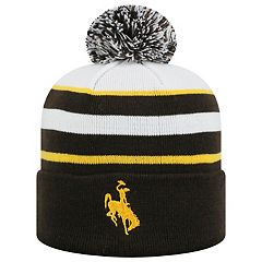 Adult Top of the World Wyoming Cowboys Skyview Beanie