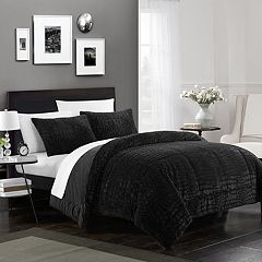 Chic Home Alligator 7-piece Queen Bedding Set