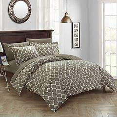 Chic Home Brooklyn Duvet Cover Set