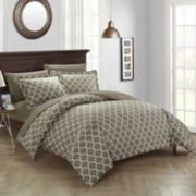 Chic Home Brooklyn Duvet Cover Bedding Set