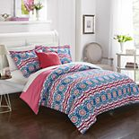 Chic Home Gavin Duvet Cover Set