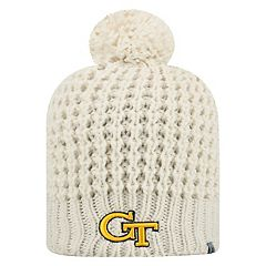 Women's Top of the World Georgia Tech Yellow Jackets Slouch Beanie