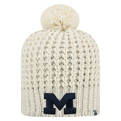 Women's Top of the World Michigan Wolverines Slouch Beanie
