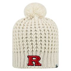 Women's Top of the World Rutgers Scarlet Knights Slouch Beanie