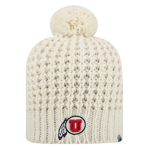 bf0df8d8f6f Women s Top of the World Utah Utes Slouch Beanie