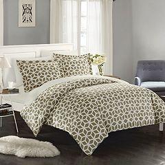 Chic Home Elizabeth Duvet Cover Bedding Set