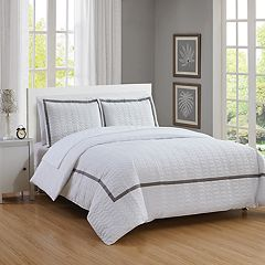 Chic Home Faige Duvet Cover Set