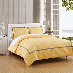 Chic Home Faige Duvet Cover Set