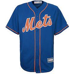 Boys 8-20 New York Mets Replica Jersey