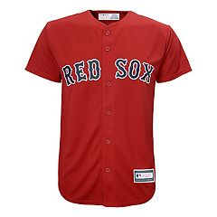 Boys 8-20 Boston Red Sox Replica Jersey