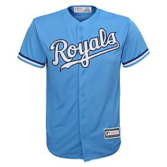 Boys 8-20 Kansas City Royals Replica Jersey