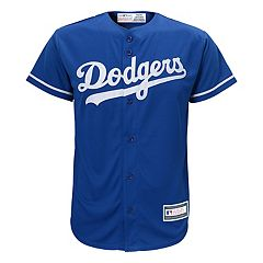 Boys 8-20 Los Angeles Dodgers Replica Jersey