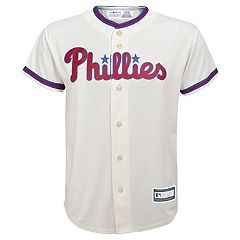 Boys 8-20 Philadelphia Phillies Replica Jersey