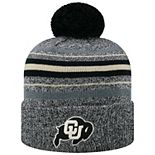 Adult Top of the World Colorado Buffaloes Sockhop Beanie
