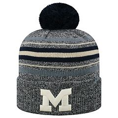 Adult Top of the World Michigan Wolverines Sockhop Beanie