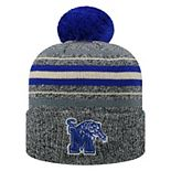 Adult Top of the World Memphis Tigers Sockhop Beanie