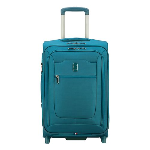 Delsey Hyperglide Expanding Wheeled Carry-On Luggage