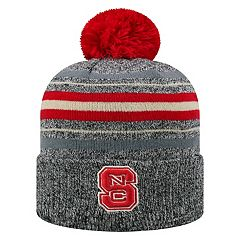 Adult Top of the World North Carolina State Wolfpack Sockhop Beanie