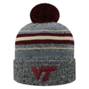 Adult Top of the World Virginia Tech Hokies Sockhop Beanie