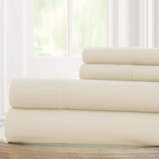 1800 series Solid Microfiber Sheet Set