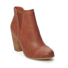 LC Lauren Conrad Courtship Women's Boots