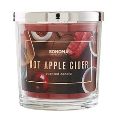 SONOMA Goods for Life™ Hot Apple Cider 14-oz. Candle Jar