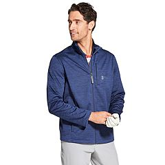 Men's IZOD Hydra Shield Space-Dye Bonded Golf Jacket