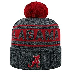 Adult Top of the World Alabama Crimson Tide Sock it 2 Me Beanie