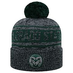 Adult Top of the World Colorado State Rams Sock it 2 Me Beanie
