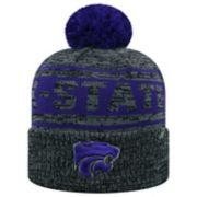Adult Top of the World Kansas State Wildcats Sock it 2 Me Beanie