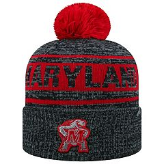 Adult Top of the World Maryland Terrapins Sock it 2 Me Beanie