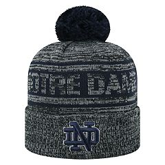 Adult Top of the World Notre Dame Fighting Irish Sock it 2 Me Beanie