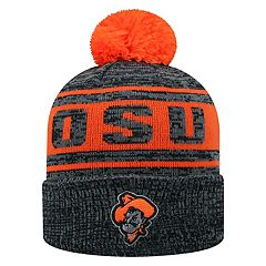 Adult Top of the World Oklahoma State Cowboys Sock it 2 Me Beanie